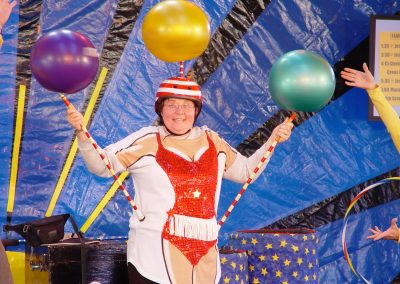 Volunteer for Jest In Time Circus